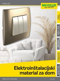 Elektro- inštalacijski material za dom