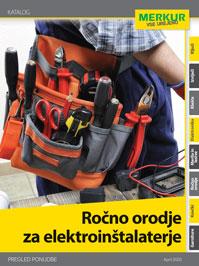 Ročno <br>orodje za elektro- inštalaterje