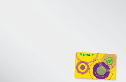 Želite Merkurjevo <br>kartico zaupanja?