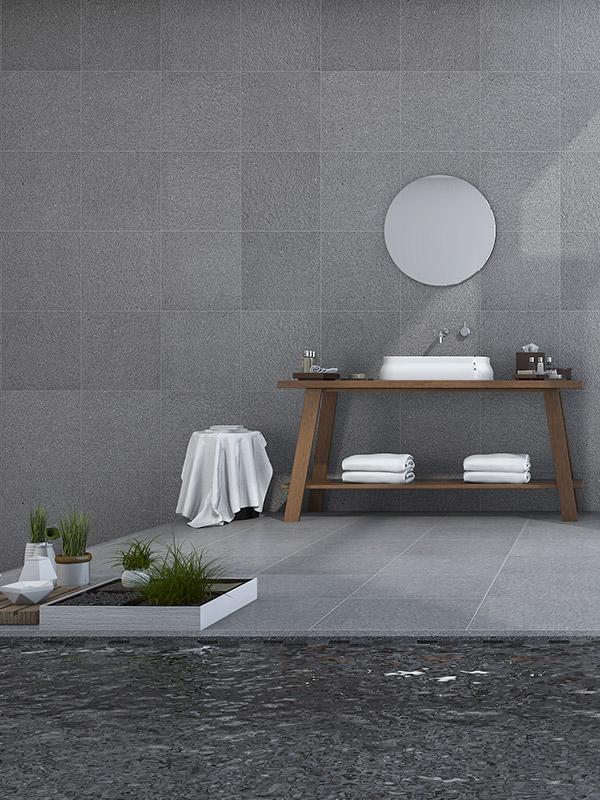 Kako izbrati kopalniške ploščice?