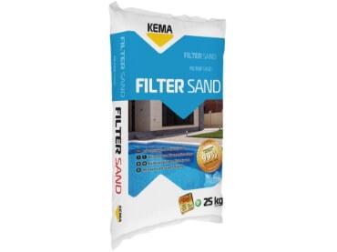 Pesek za filtriranje in čiščenje vode