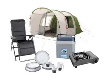Oprema za kampiranje in piknike
