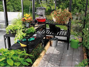 Dodatna oprema za rastlinjak