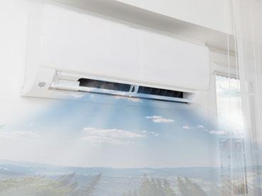 Klimatske naprave in ventilatorji