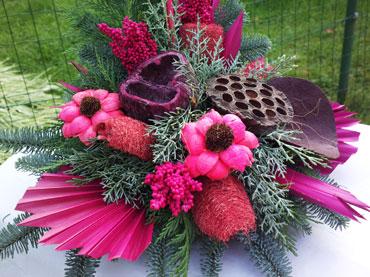 Suho in umetno cvetje