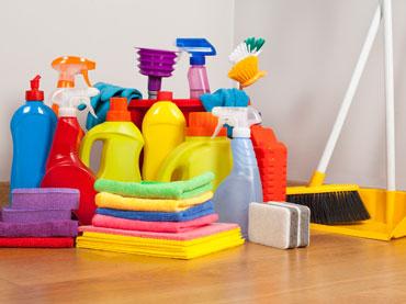 Pripomočki za čiščenje doma