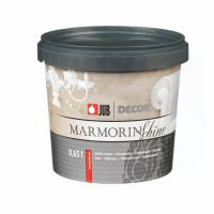 NOTRANJA DEKORATIVNA BARVA JUB DECOR MARMORINE SHINE 0.65 L