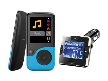 MP3/MP4 predvajalniki