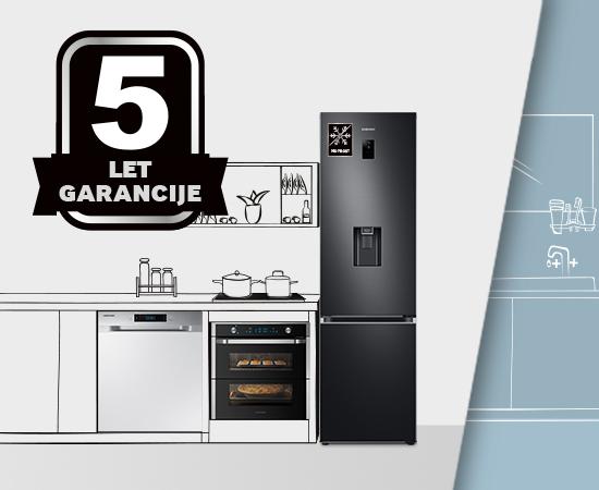 Samsung 5 let garancije