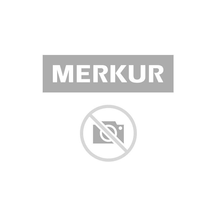 Mejno površino med trakom in podlago prebarvajte z barvo podlage.